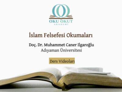 İslam Felsefesi Okumaları 2020-2021