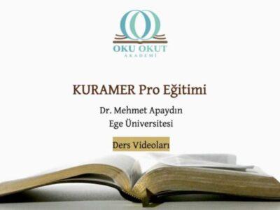 KURAMER Pro Eğitimi