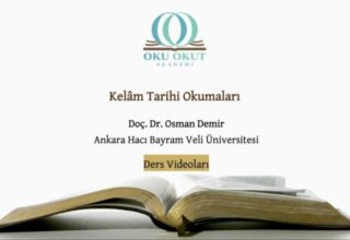 Kelâm Tarihi Okumaları