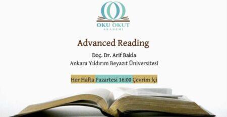 Advanced Reading