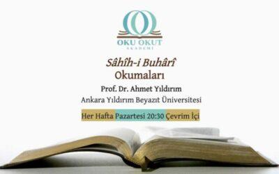 Sâhîh-i Buhârî Okumaları