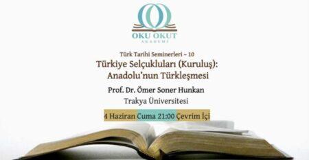 Türk Tarihi Seminerleri-turkiye-selcukluları