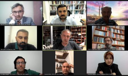 'Türkiye Sosyal Bilimler Sempozyumu – 2021' tamamlandı